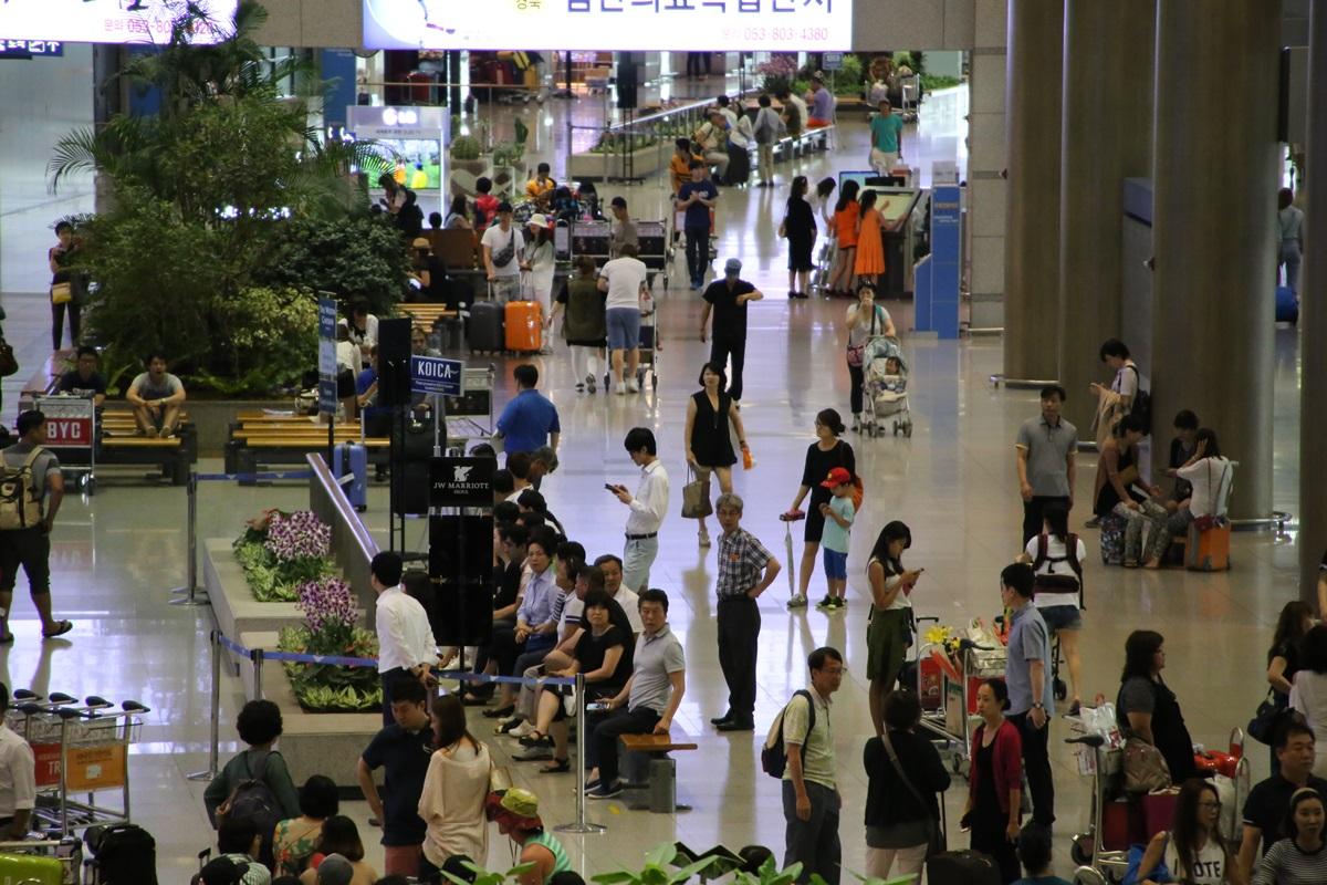 仁川国際空港 Incheon International Airport (22)