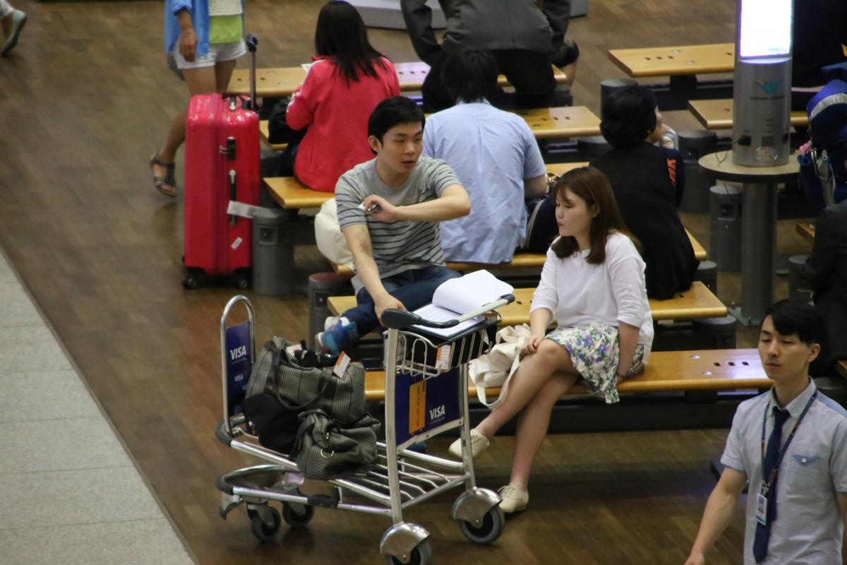 仁川国際空港 Incheon International Airport (23)