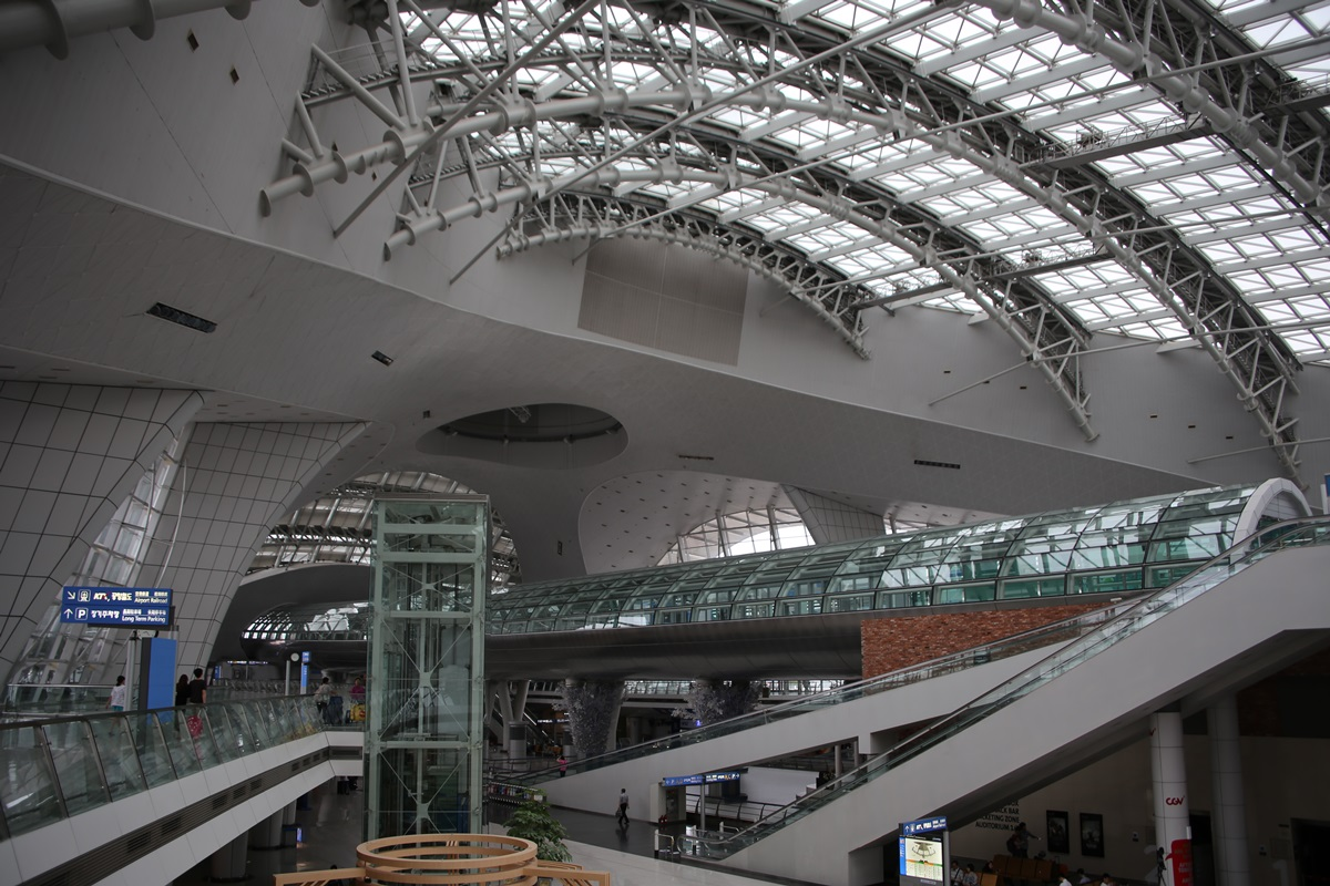 仁川国際空港 Incheon International Airport (4)