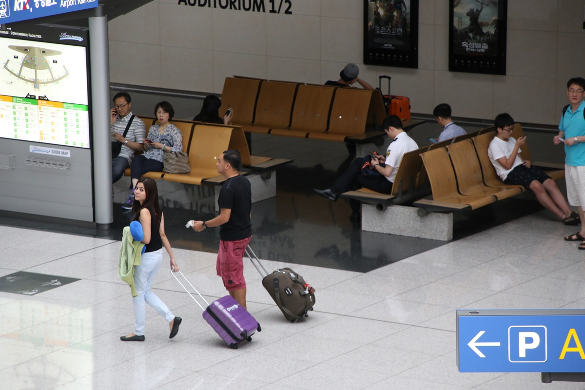仁川国際空港 Incheon International Airport (5)