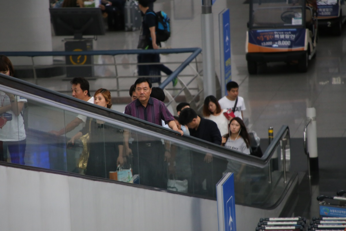 仁川国際空港 Incheon International Airport (8)
