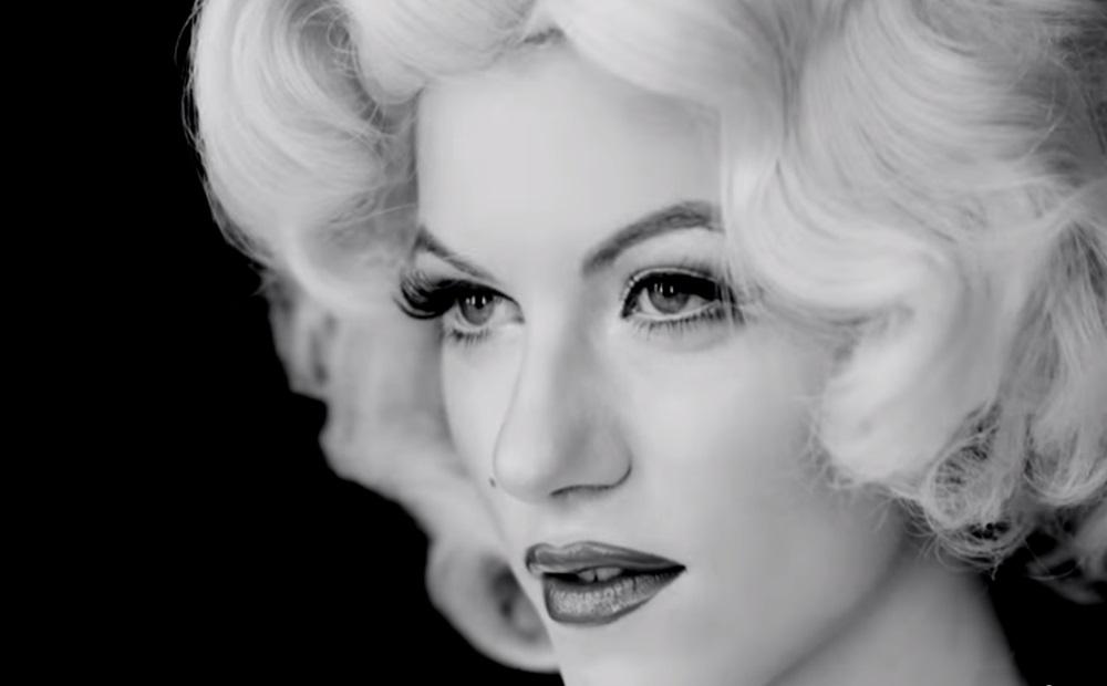 マリリン・モンロー メイクアップ Marilyn Monroe - Iconic Make-up Look (1)