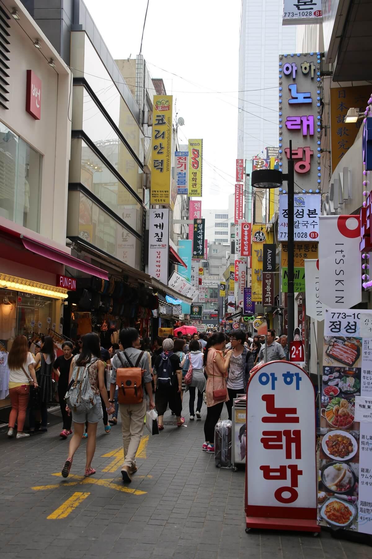 明洞 ミョンドン Myeong-dong (19)