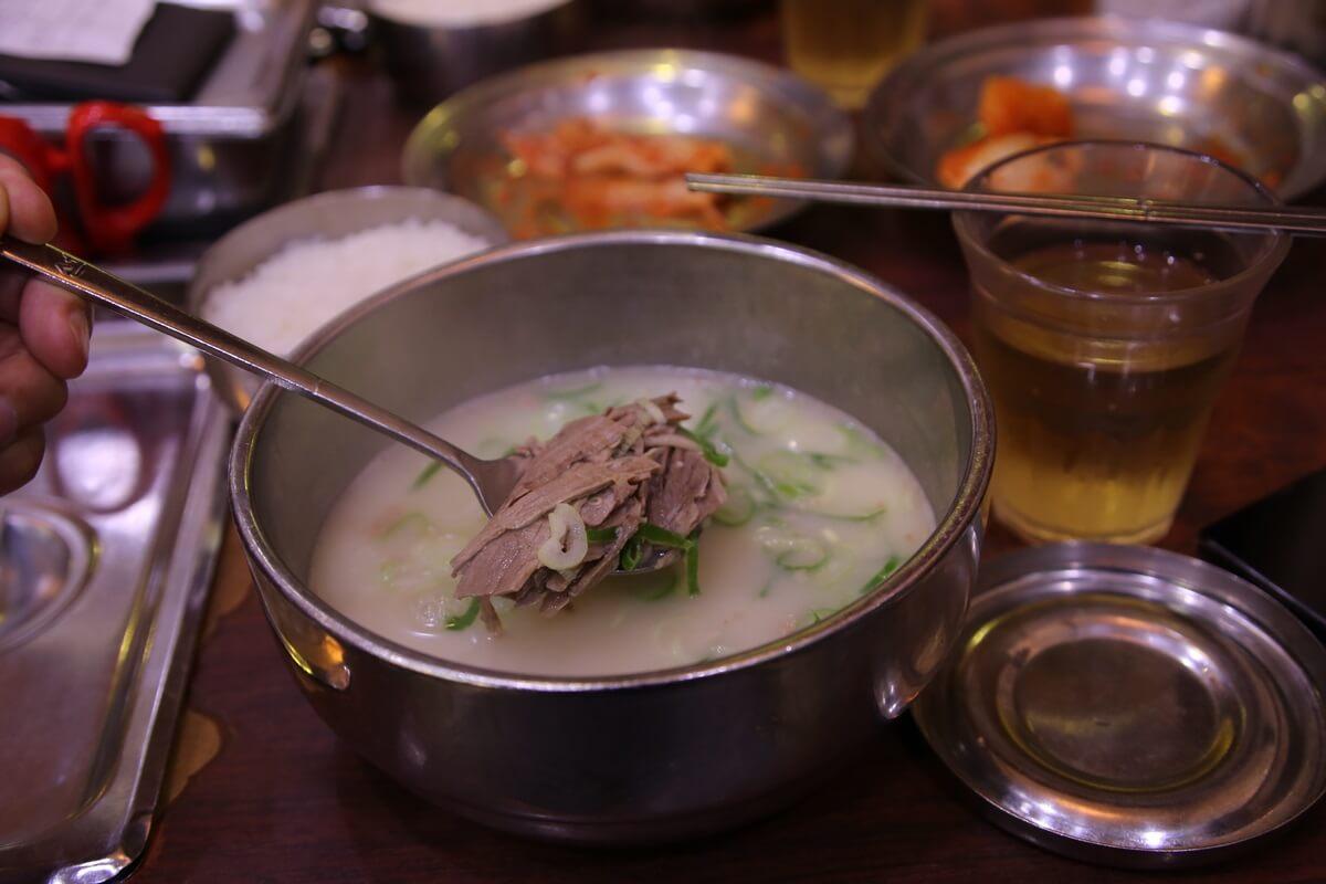 神仙ソルロンタン 明洞 ミョンドン Myeong-dong (27)