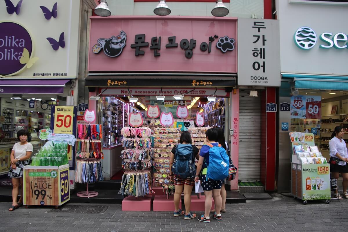 明洞 ミョンドン Myeong-dong (7)