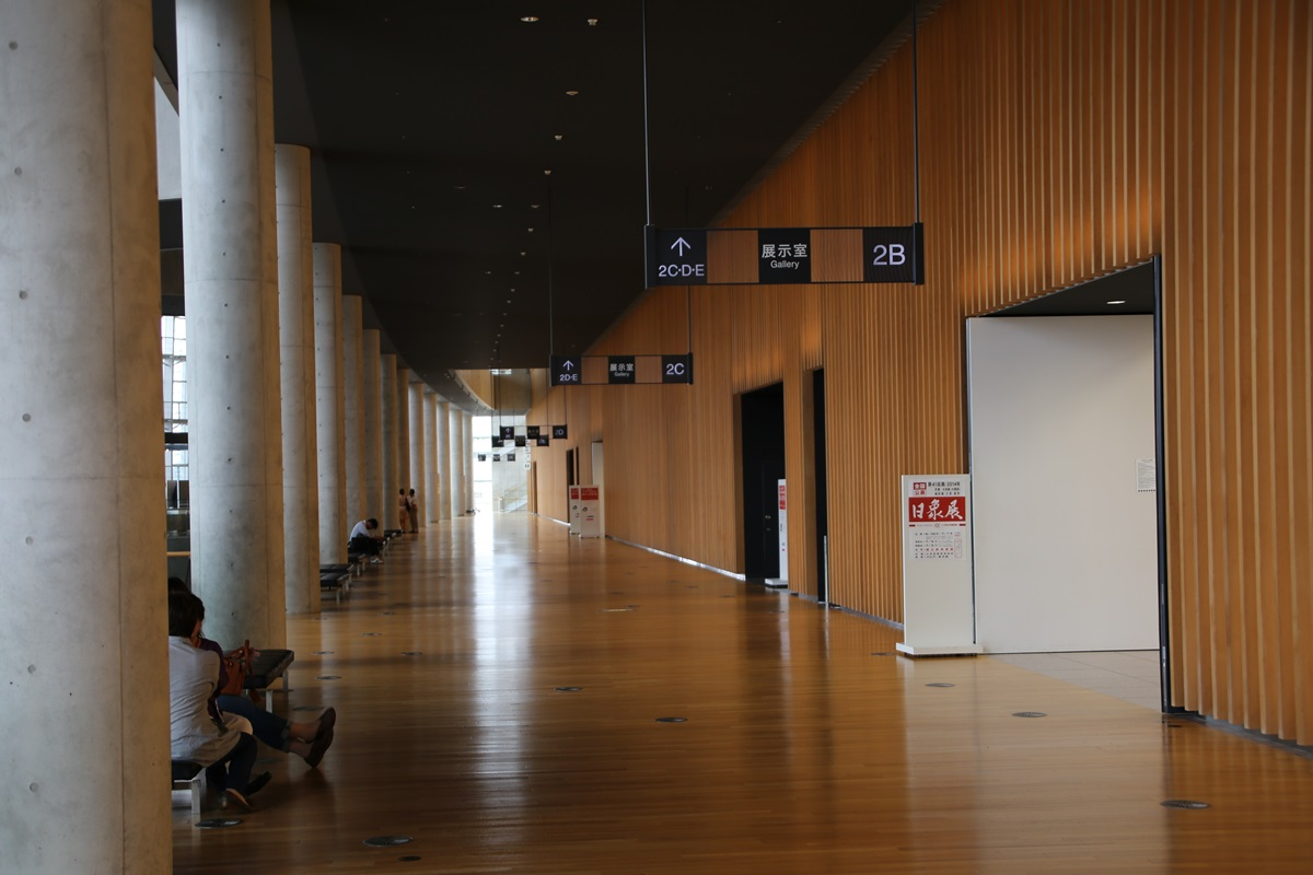 国立新美術館 THE NATIONAL ART CENTER-TOKYO (5)
