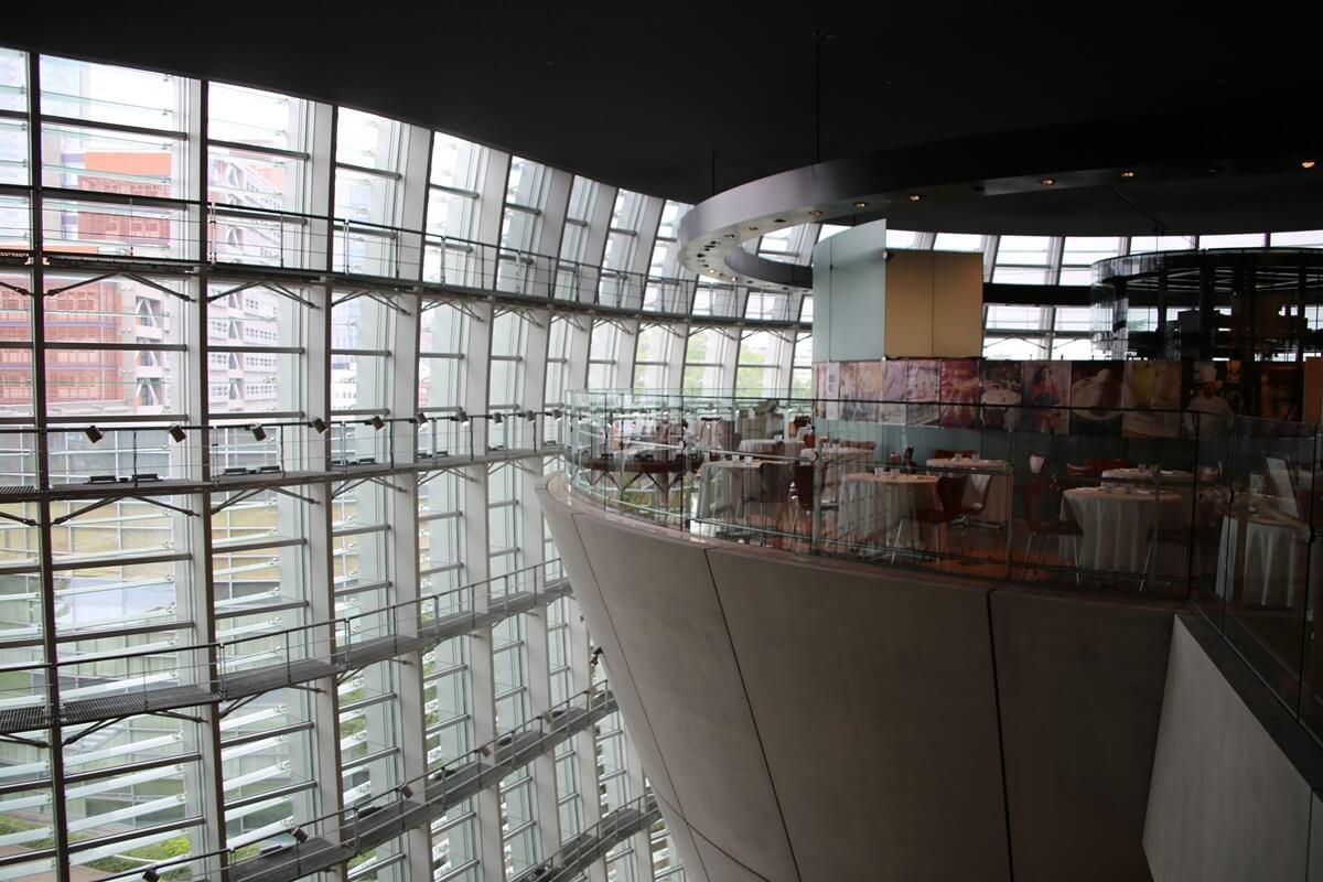 ブラッスリー ポール・ボキューズ ミュゼ [3F] 創造 国立新美術館 THE NATIONAL ART CENTER-TOKYO (7)