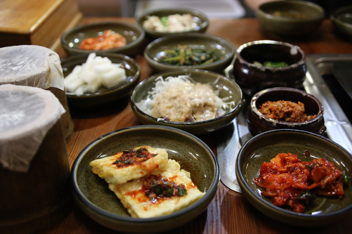 仁寺洞 茶イヤギ 竹筒ご飯定食の店 chaiyagi (2)