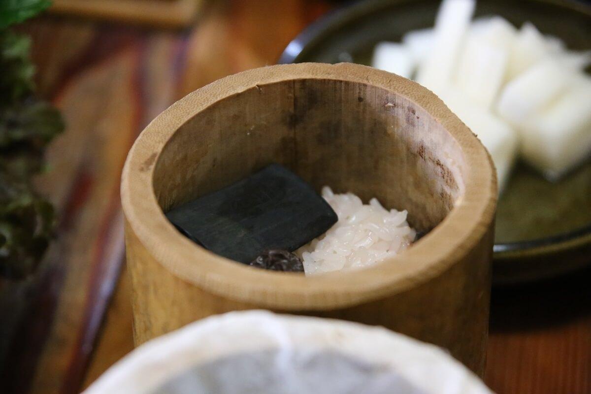 仁寺洞 茶イヤギ 竹筒ご飯定食の店 chaiyagi (3)