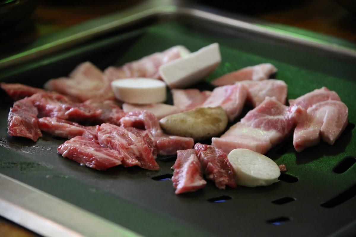 仁寺洞 茶イヤギ 竹筒ご飯定食の店 chaiyagi (4)