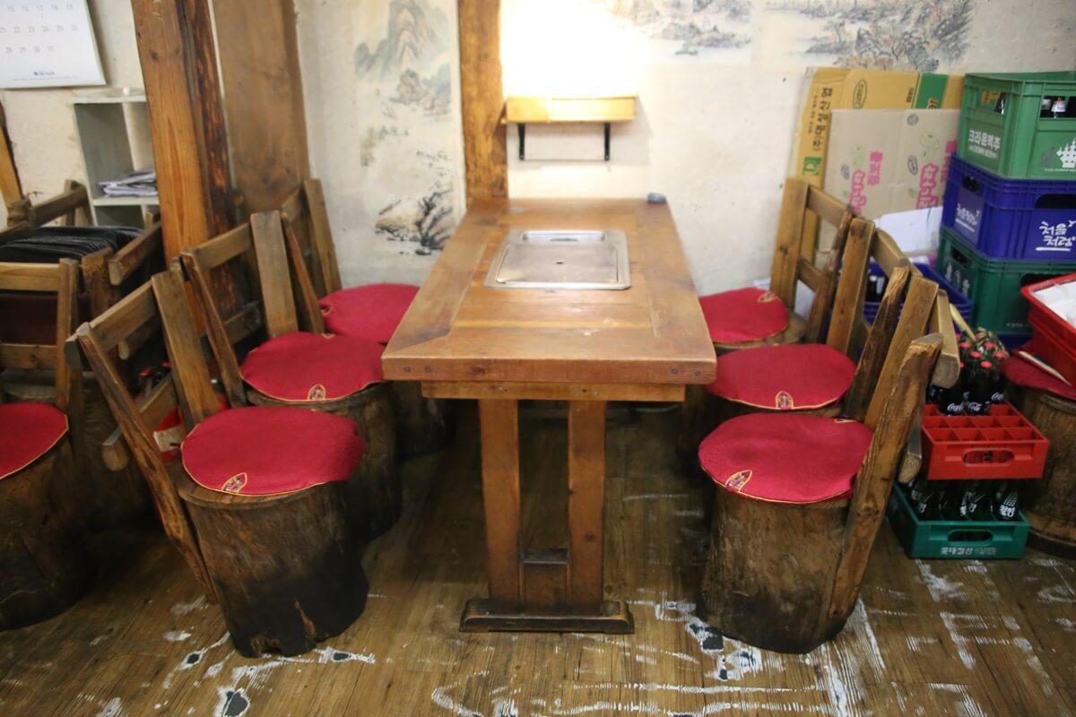 仁寺洞 茶イヤギ 竹筒ご飯定食の店 chaiyagi (7)