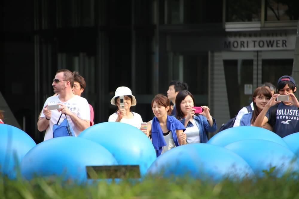 六本木ヒルズ夏祭り ドラえもん roppongi hills doraemon (32)