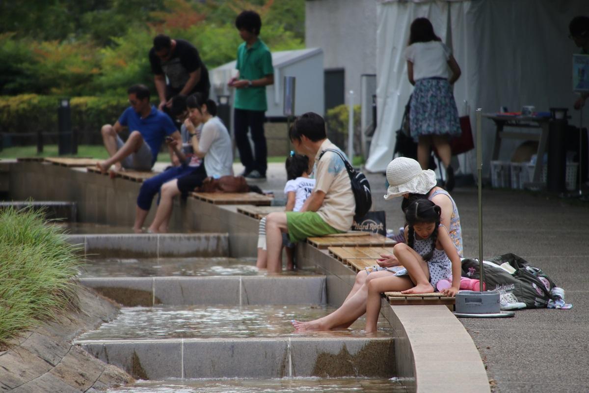 東京ミッドタウン 足水 tokyo midtwon ashimizu (4)