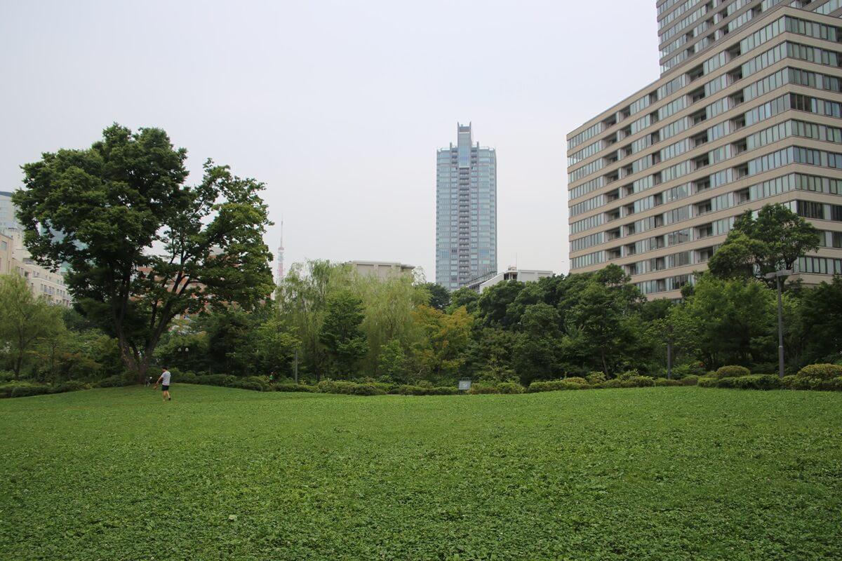 東京ミッドタウン 港区立檜町公園 tokyo midtwon hinokichopark (1)