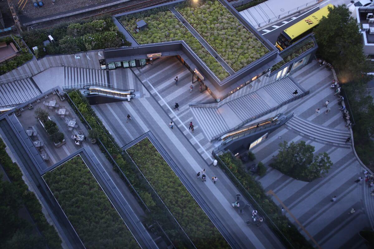 東京スカイツリーイーストタワーのスカイデッキから tokyo skytree (19)