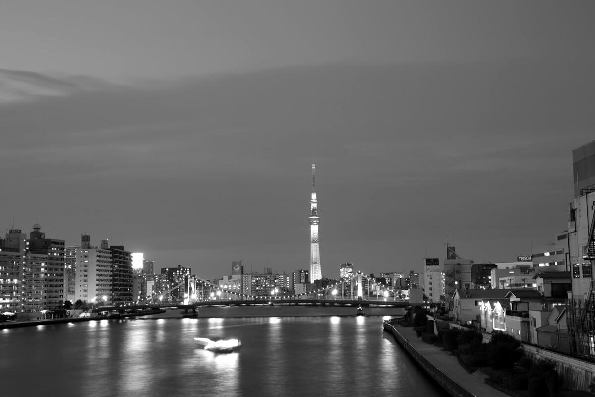 隅田川大橋からの東京スカイツリー tokyo skytree (30)