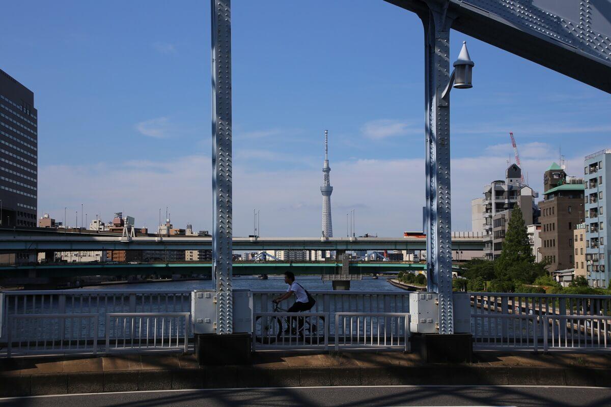 東京スカイツリー  永代橋 tsukudajima (7)