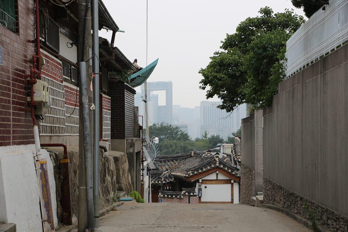 北村韓屋村 Bukchon Hanok Village (1)
