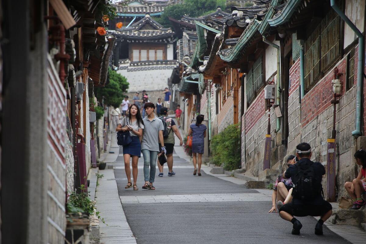 北村韓屋村 Bukchon Hanok Village (10)