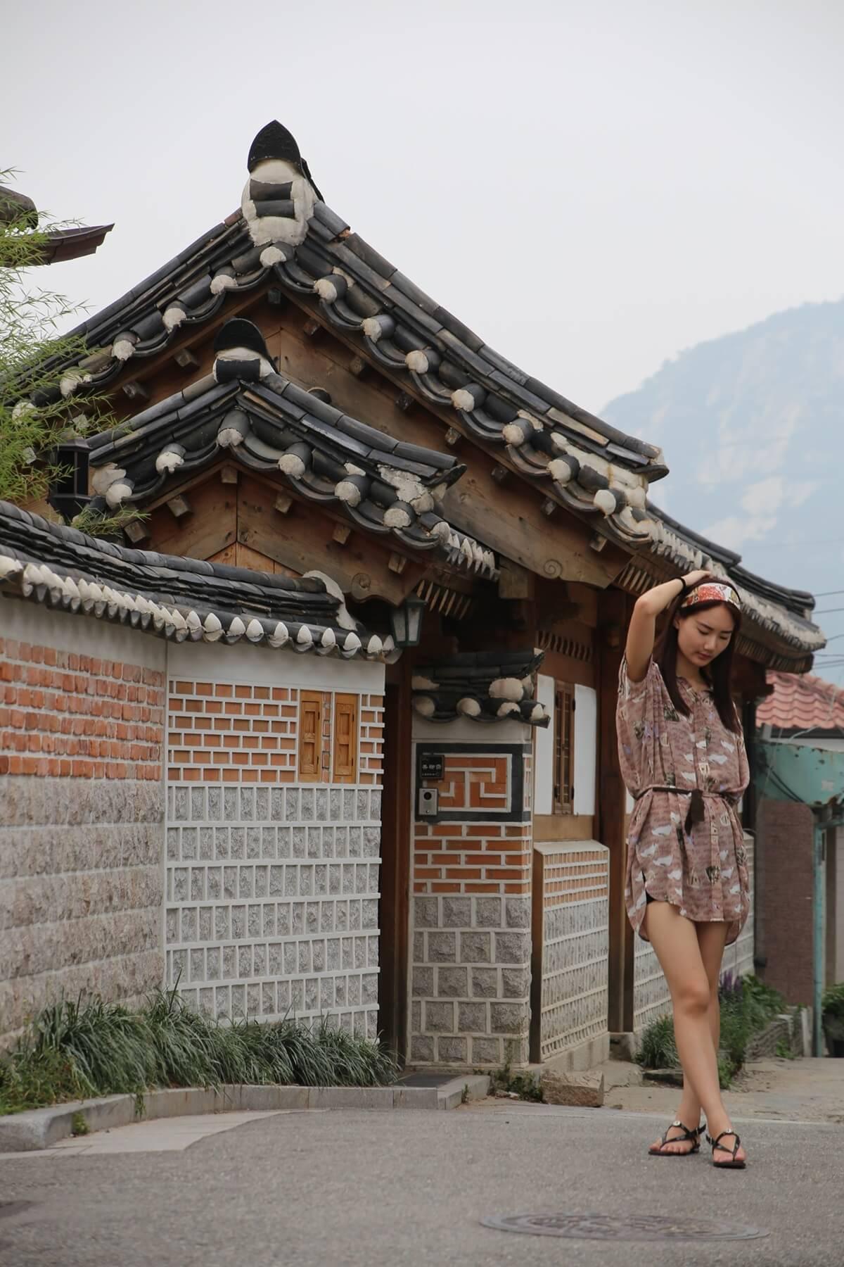 北村韓屋村 Bukchon Hanok Village (3)