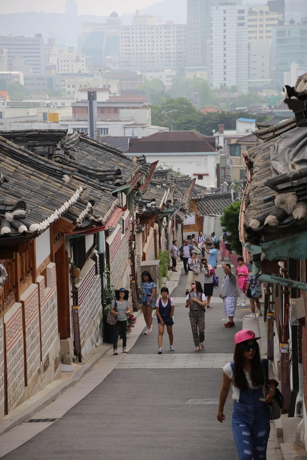 北村韓屋村 Bukchon Hanok Village (4)