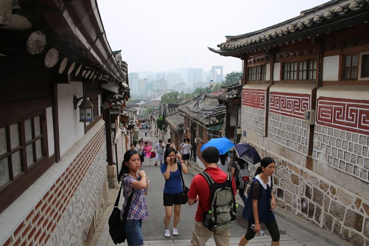 北村韓屋村 Bukchon Hanok Village (5)