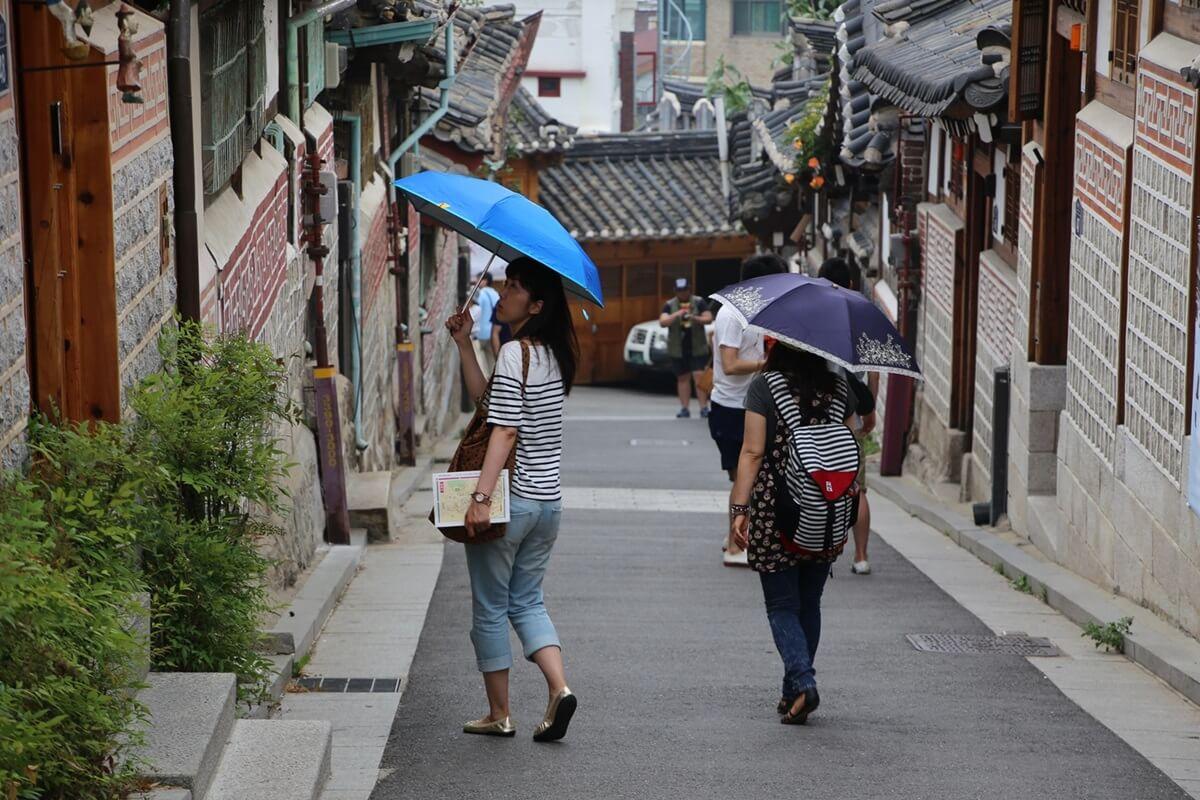 北村韓屋村 Bukchon Hanok Village (6)