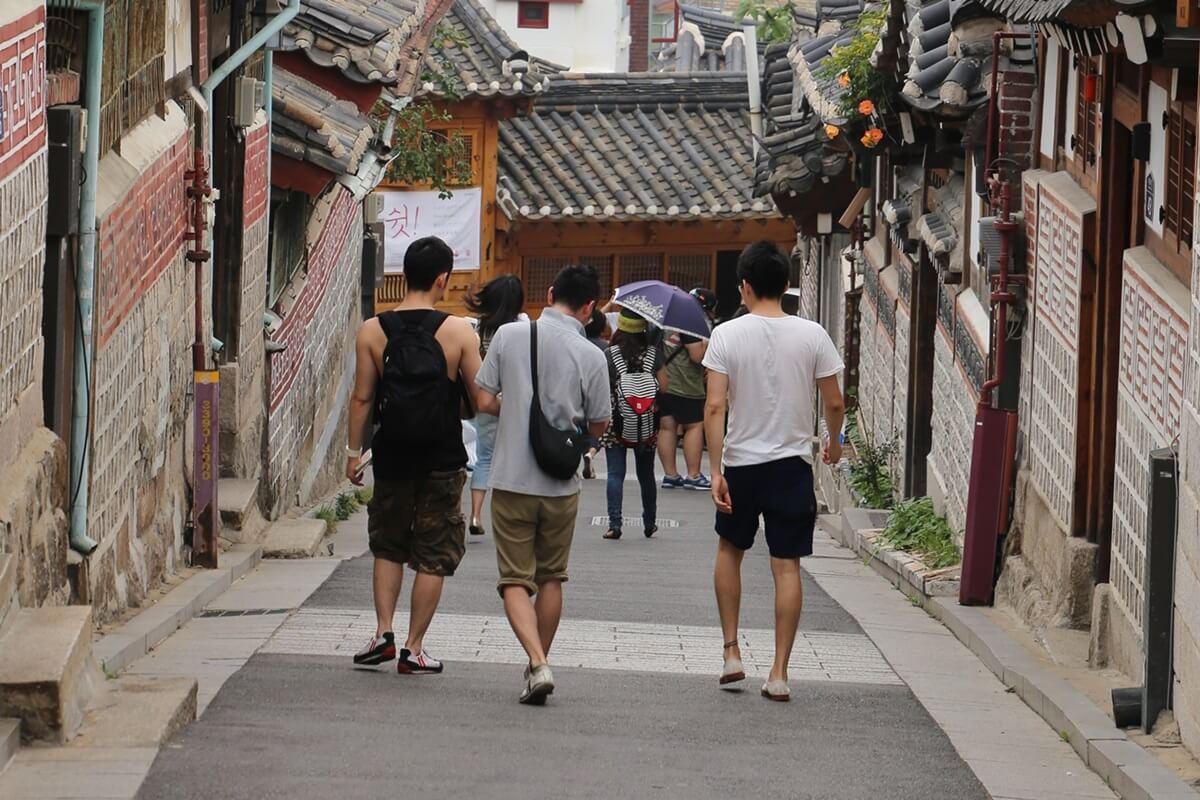 北村韓屋村 Bukchon Hanok Village (8)
