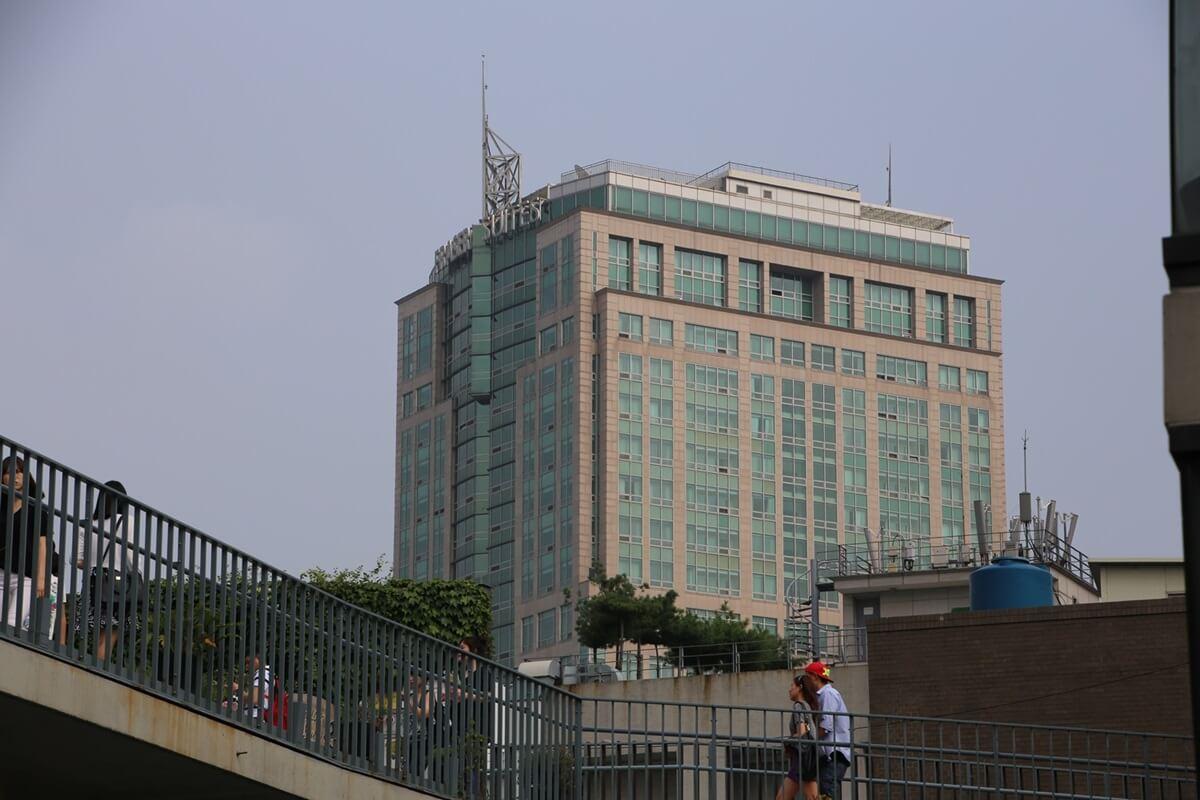 フレイザー スイート インサドン ソウル レジデンス Fraser-Suites-Insadong-Seoul (2)