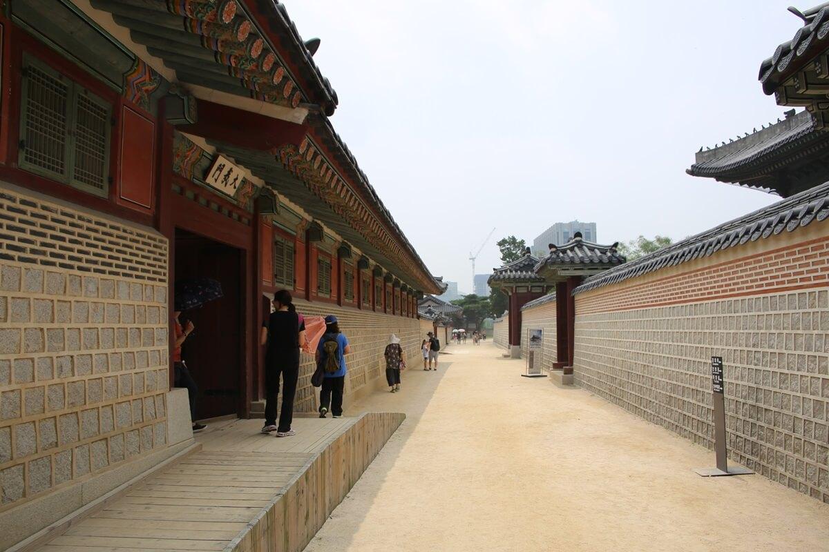 景福宮 大表門 Gyeongbokgung (28)