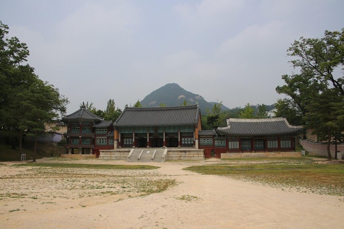 景福宮 協吉堂  Gyeongbokgung (33)