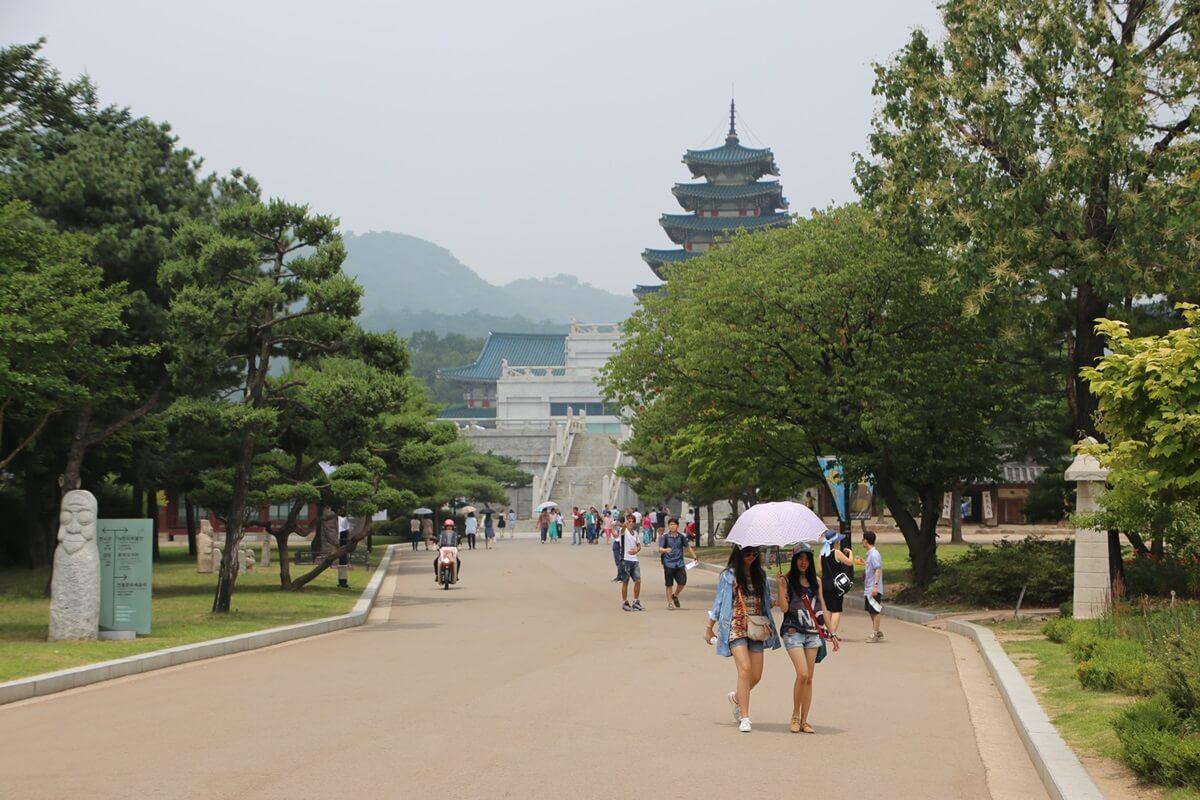 景福宮 国立民俗博物館 Gyeongbokgung (39)