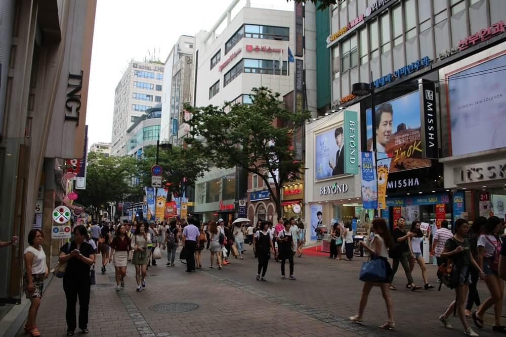 明洞 Myeong-dong (1)