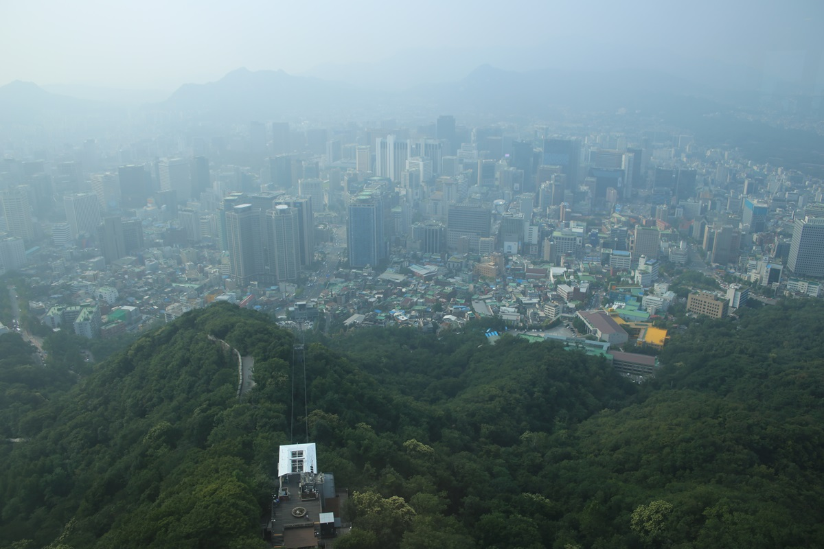 景色 Nソウルタワー 南山 Nソウルタワー 南山 N-Seoul-tower (1)