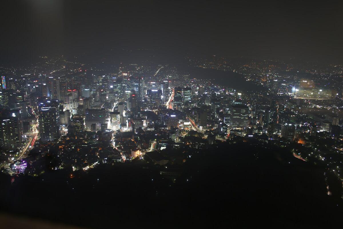 夜景 Nソウルタワー 南山 N-Seoul-tower (12)