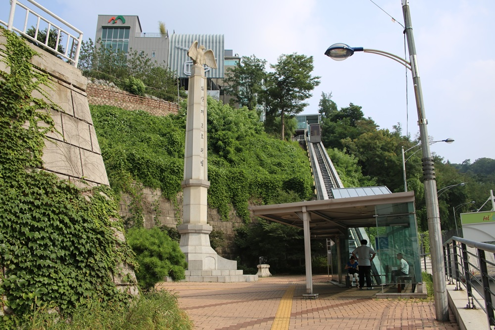 Nソウルタワー N Seoul tower (2)