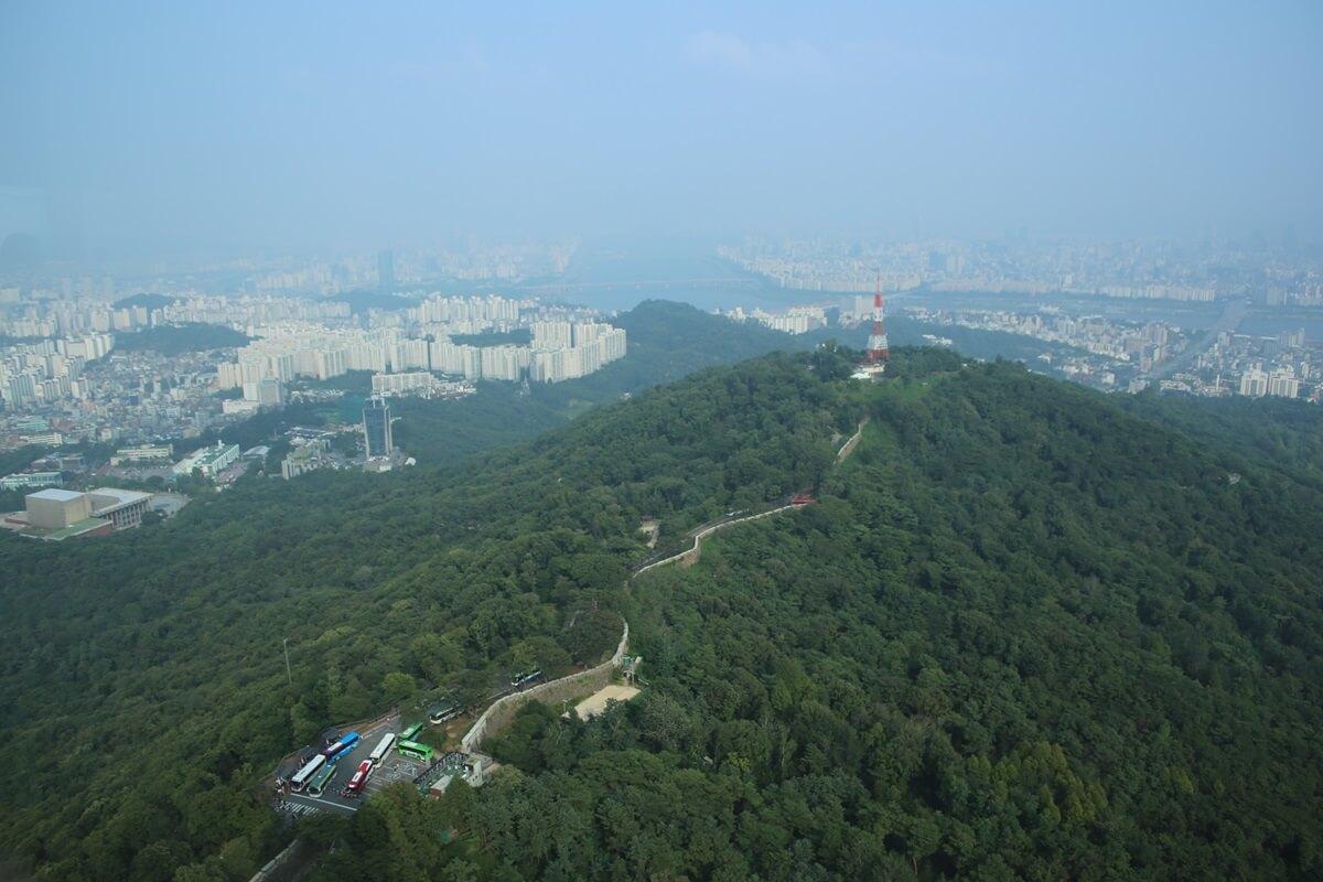 景色 Nソウルタワー 南山 N-Seoul-tower (3)