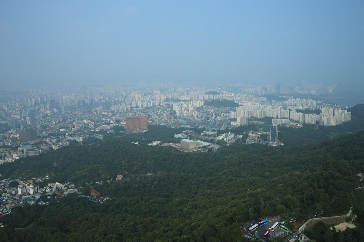 景色 Nソウルタワー 南山 N-Seoul-tower (4)