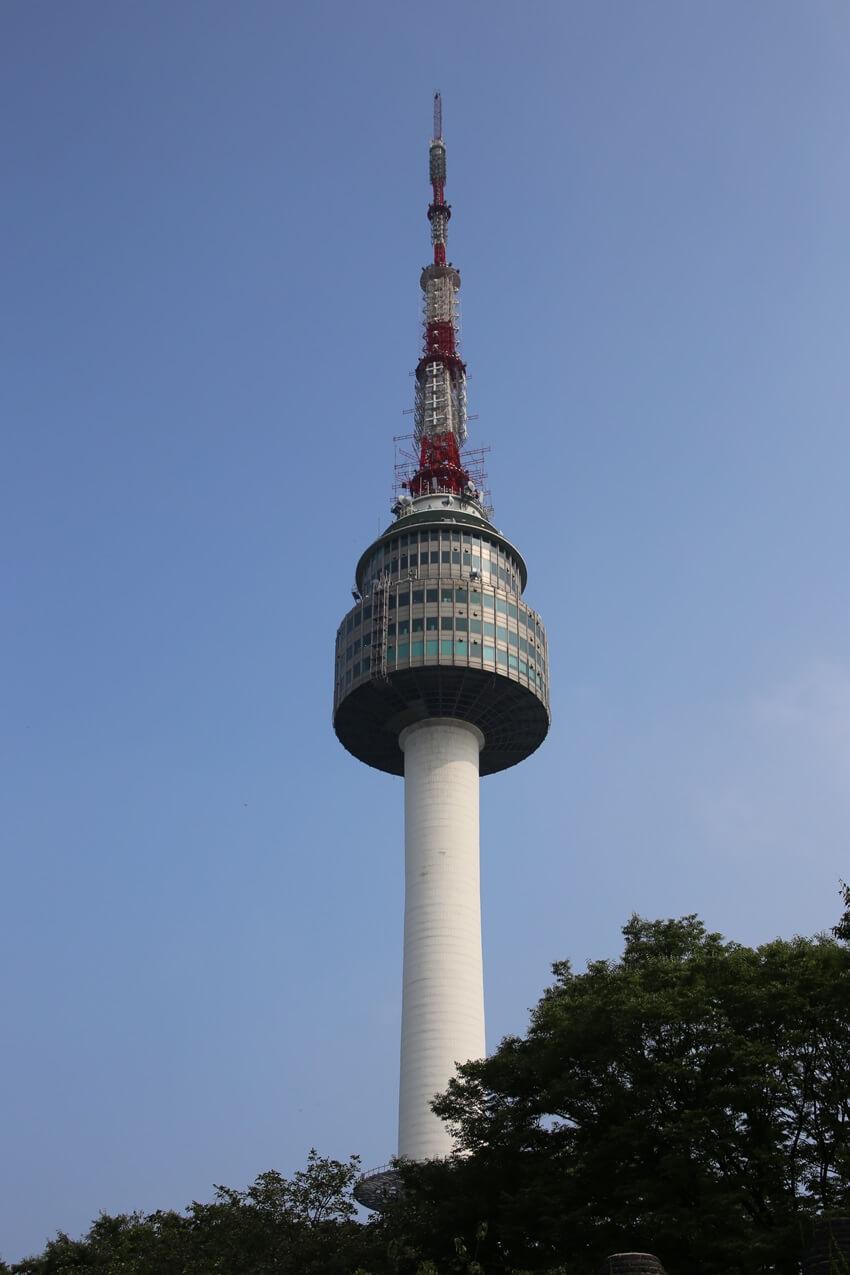 Nソウルタワー N Seoul tower
