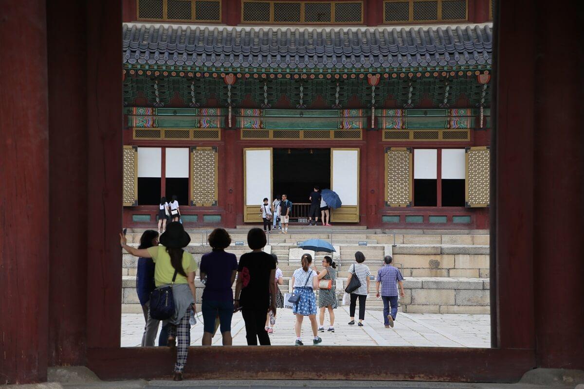 仁成門 世界遺産 ソウル 昌徳宮 SEOUL Changdeokgung (107)