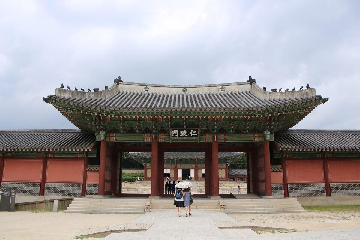 仁成門 世界遺産 ソウル 昌徳宮 SEOUL Changdeokgung (108)