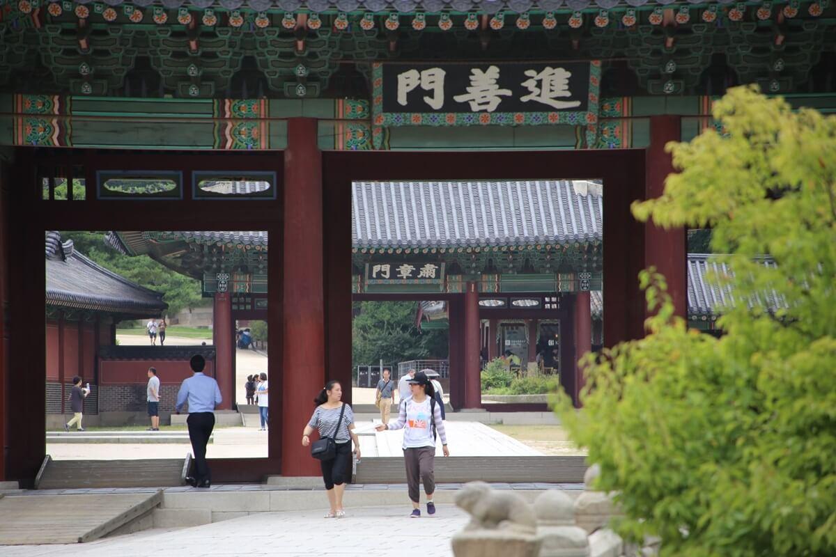 進善門 世界遺産 ソウル 昌徳宮 SEOUL Changdeokgung (123)
