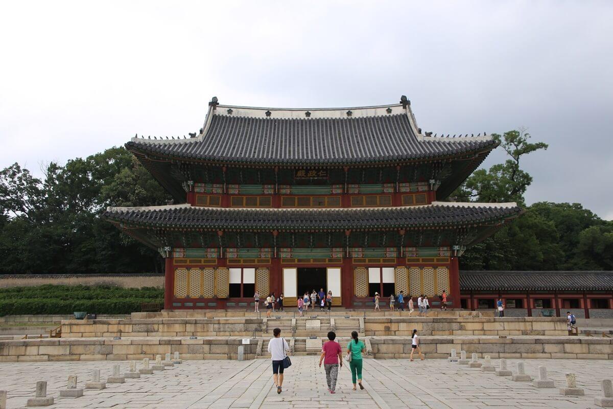 仁政殿 世界遺産 ソウル 昌徳宮 SEOUL Changdeokgung (13)