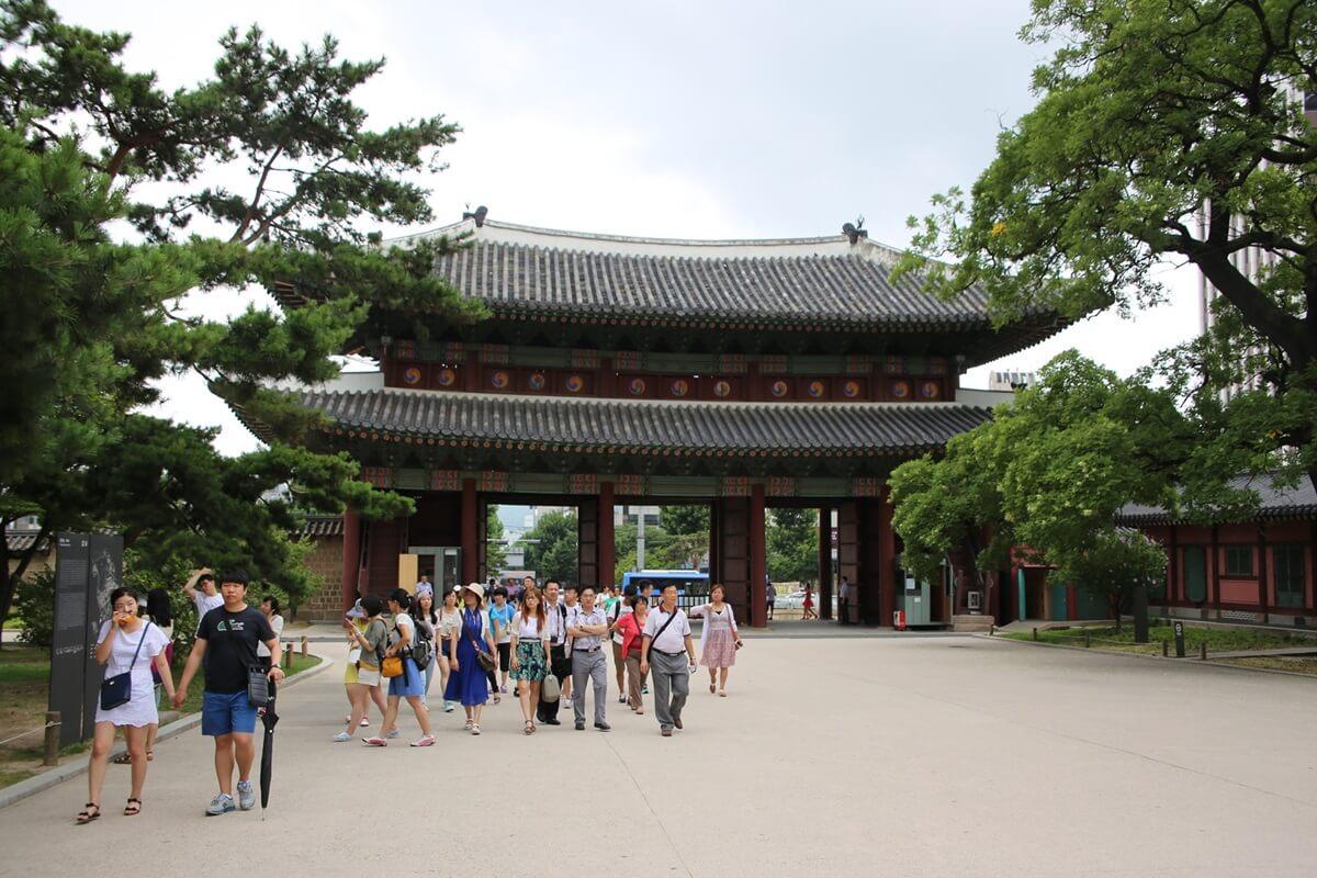 敦化門 世界遺産 ソウル 昌徳宮 SEOUL Changdeokgung (3)