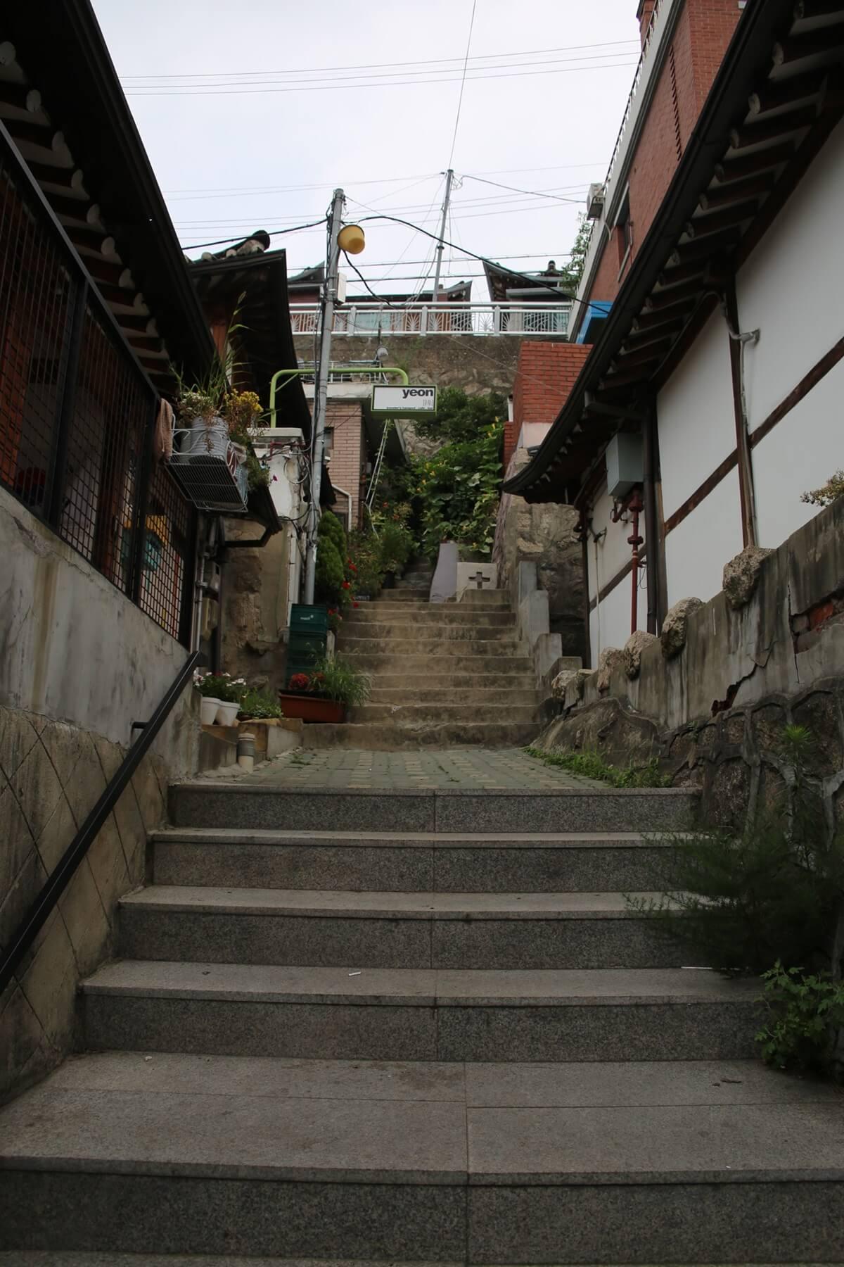三清洞(サムチョンドン) Samcheong-dong (2)