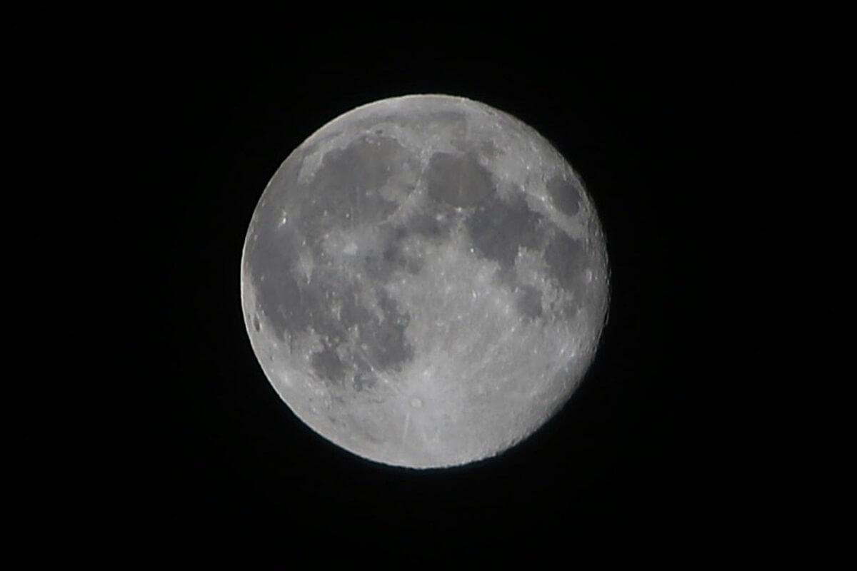 2014年8月11日 満月:スーパームーン。super moon (3)