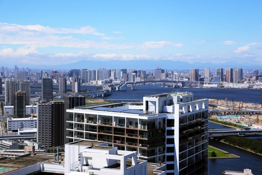 東京湾 レインボーブリッジ tokyo_bay (2)
