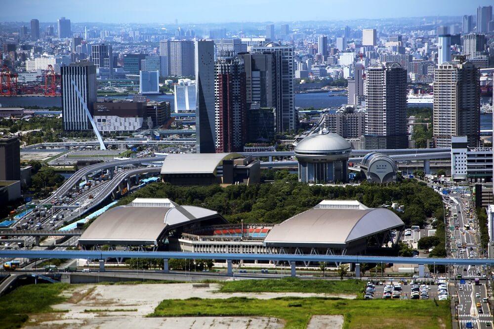 東京湾 有明方面 tokyo_bay (3)