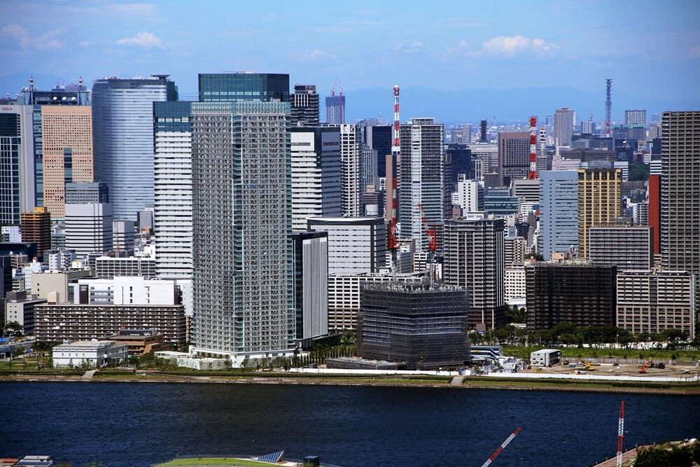 東京湾 勝どき方面 tokyo_bay (6)