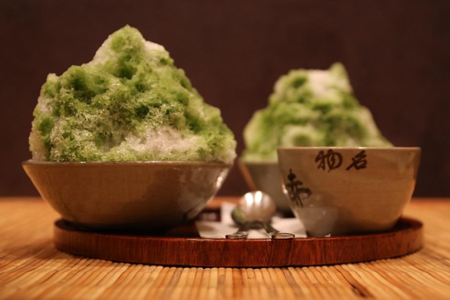 EXPASA御在所上り線赤福茶屋 | 伊勢名物 赤福 赤福氷 akafukugori (2)